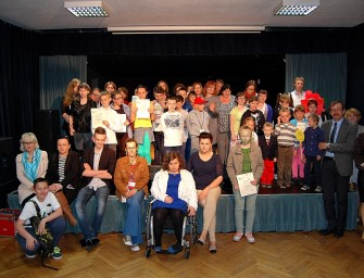 Konkurs Dziecięca Poezja Mówiona i Śpiewana – Jestem Gwiazdą