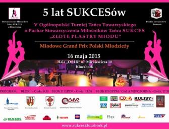 V Ogólnopolski Turniej Tańca Towarzyskiego