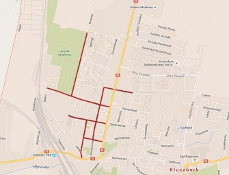 Wielki remont ulic w Kluczborku